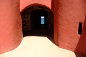 Das Sklaventor. Senegal