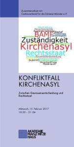 Konfliktfall Kirchenasyl Feb 2017