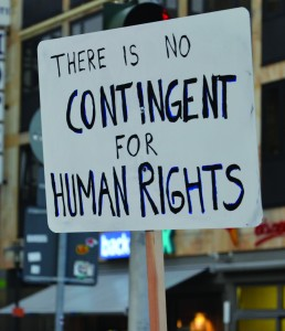 no-contingent-for-human-rights