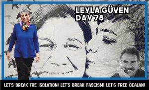 Türkei: Die HDP-Abeordnete Leyla Güven im Gefängnis u. Hungerstreik